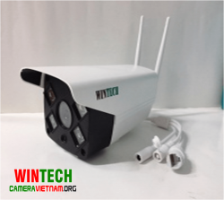 Camera IP WiFi Camera ip wifi WinTech  QC3 độ phân giải 1.3MP
