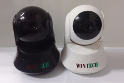 Camera IP WiFi Camera WinTech CARE W2 độ phân giải 2.0 MP