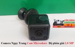 Camera IP WiFi Camera Ngụy Trang Cam Microshare  Độ phân giải 2.0 MP