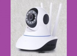 Camera IP WiFi Camera IP WiFi WTC-IP309 độ phân giải 1.0MP