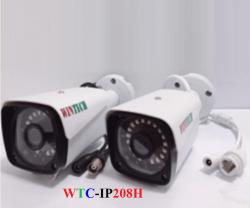 Camera IP Camera WinTech WTC-IP208QM độ phân giải 3.0MP