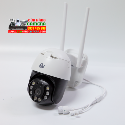 Camera IP WiFi Camera WiFi WinTech WTC-IPW9 Độ phân giải 3.0MP